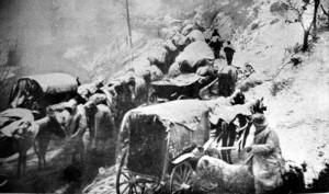 Повлачење србске војске преко Албаније: Ледена голгота