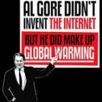 Al Gore - Global warming frontcover face!