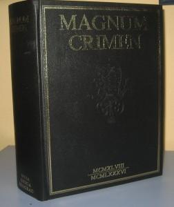 Viktor Novak - Magnum Crimen