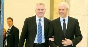 Тадић и Николић - Прва успешна трансплантација мозга?