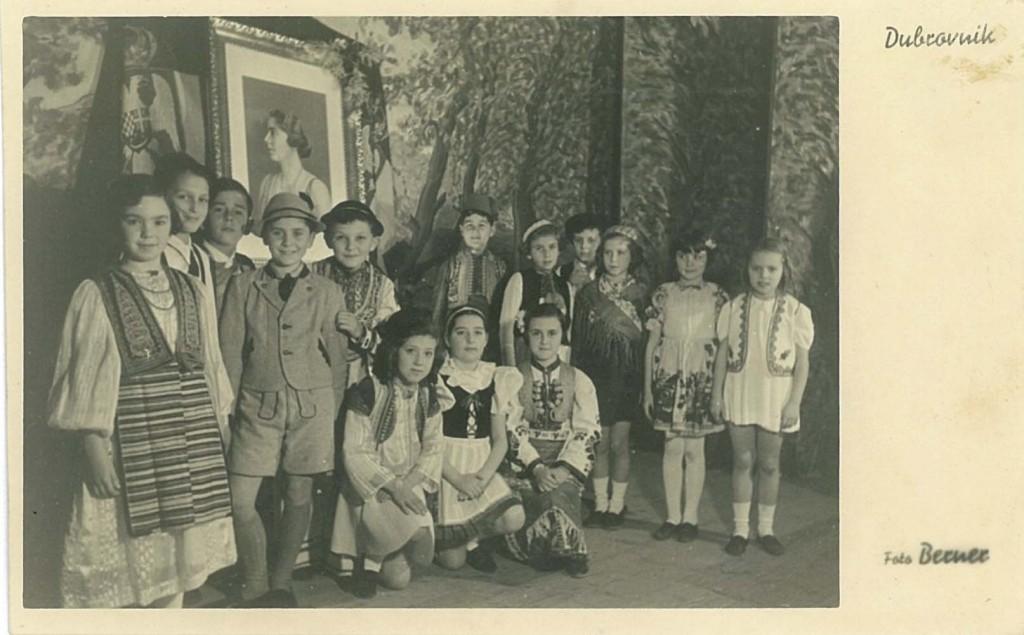 Школска деца на прослави у Дубровнику