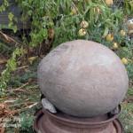 Манастир Мажићи (камена кугла)