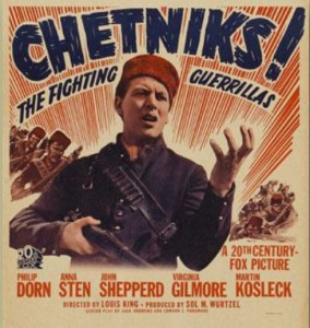 Chetniks - The fighting guerillas