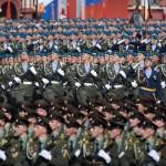 Војна парада - Москва 2014