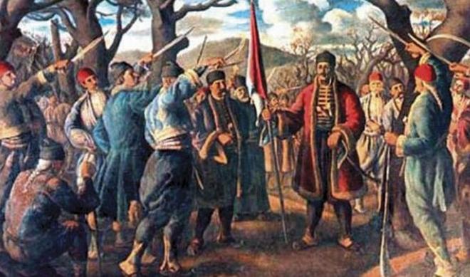 Први србски устанак - Карађорђе