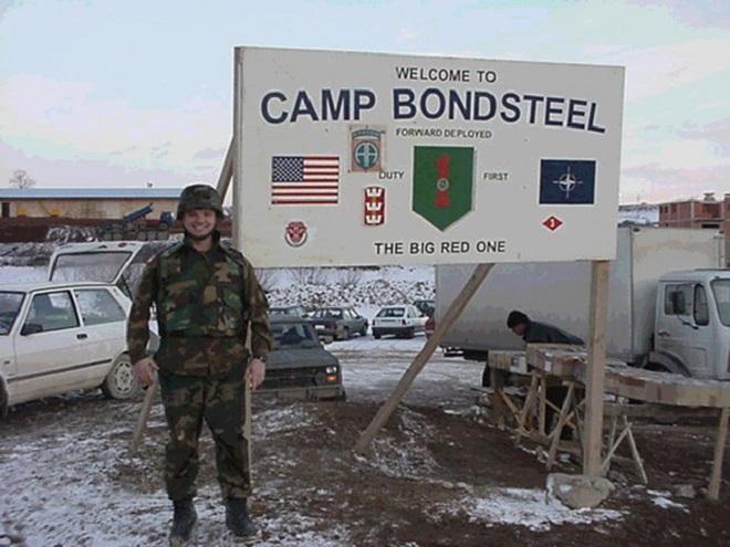 Camp Bondsteel - На окупираној територији Србије КиМ