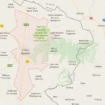 Вршац - мапа
